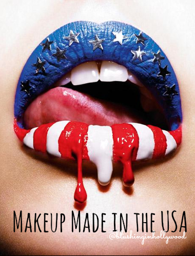 Makeup Made in the USA