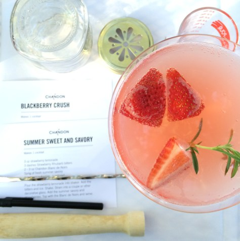 Domaine-Chandon-Strawberry-Cocktail