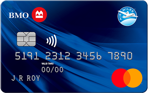 Miles And More Digital Service Card Air Miles Mastercard Credit Cards Bmo Bank Of Montreal