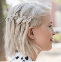 19 Cute Braids For Short Hair You Will Love - Be Modish
