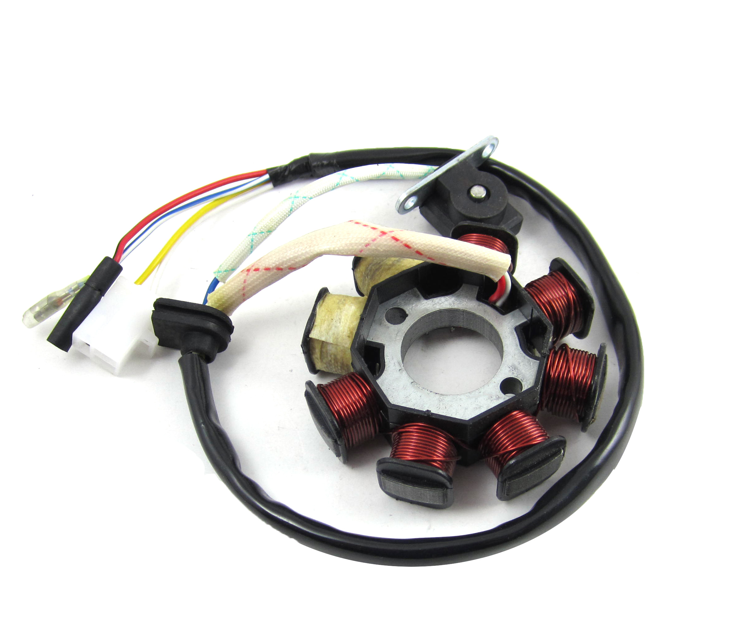 Chinese Wholesale Dirt Bikes Chinese Stator Magneto 8 Coil For Gy6 50cc Scooter Atv