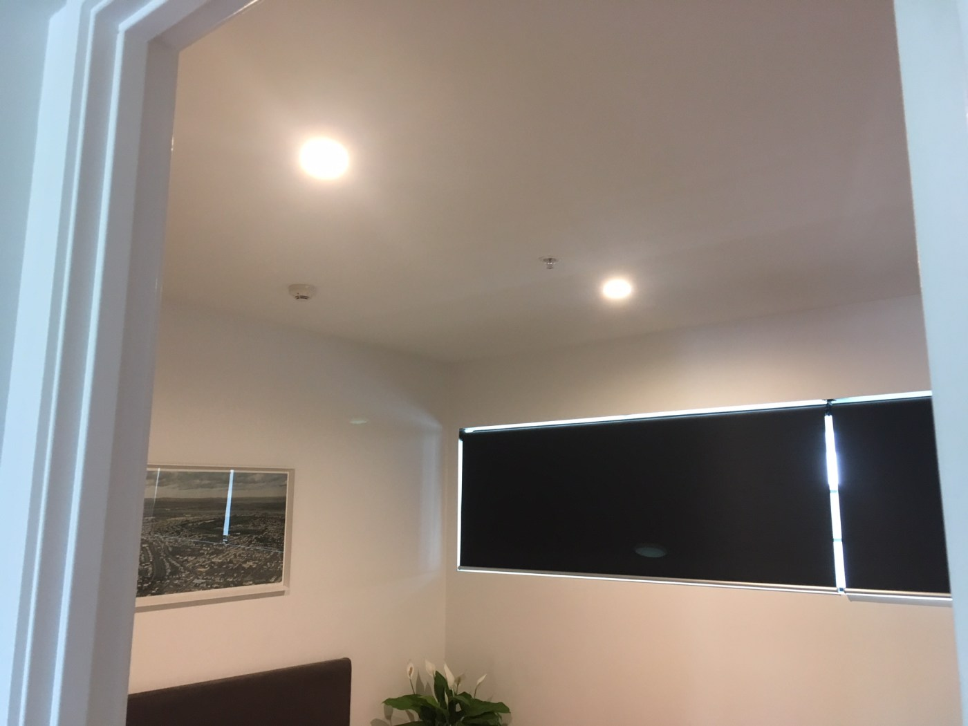 Bedroom Ceiling Lights Nz Two Bedroom Apartment Halogen Lights Upgrade To Led