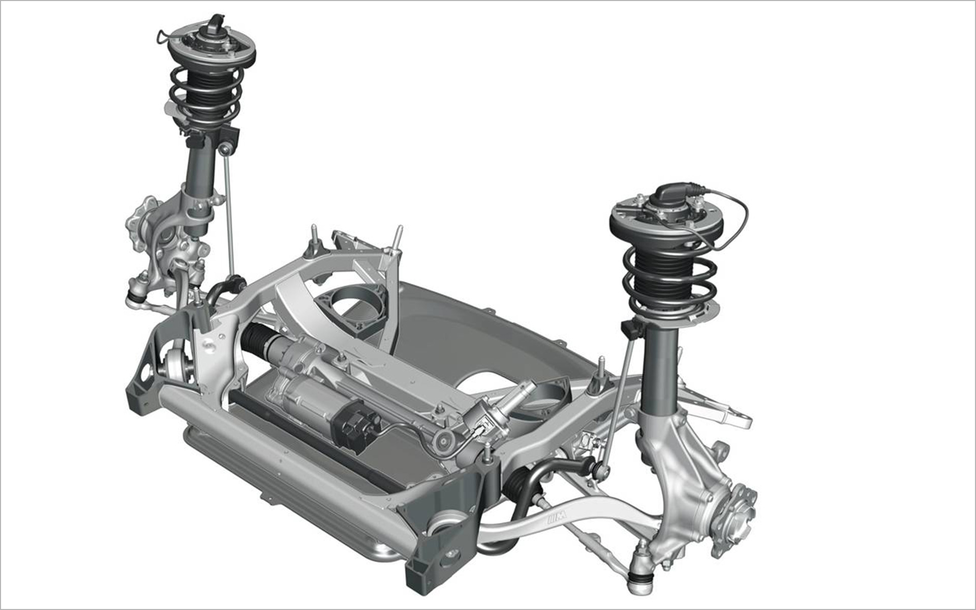 Suspension Design Pdf The Suspension Of The Bmw M3 And Bmw M4