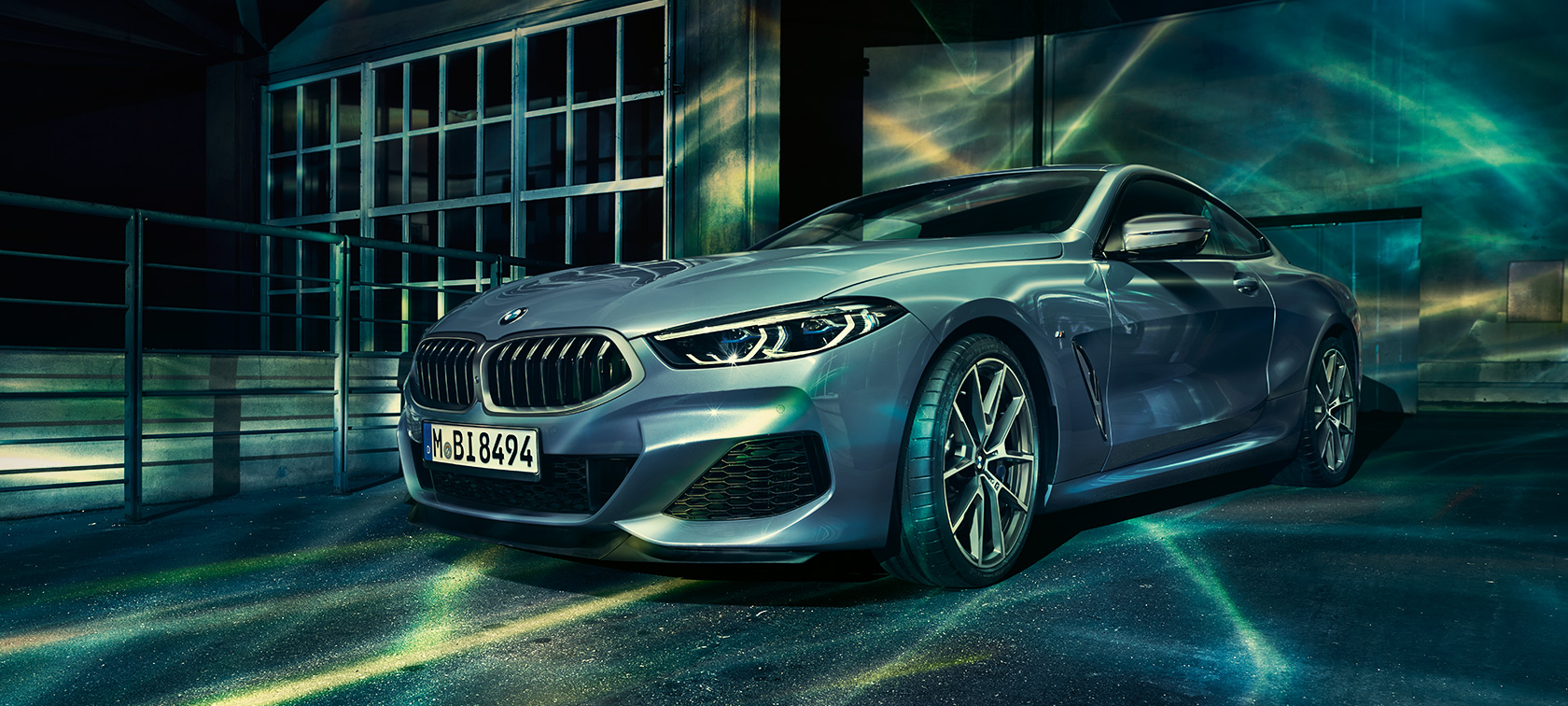 Bmw Interieur Verf The 8 De Luxesportwagen Van Bmw Bmw Be