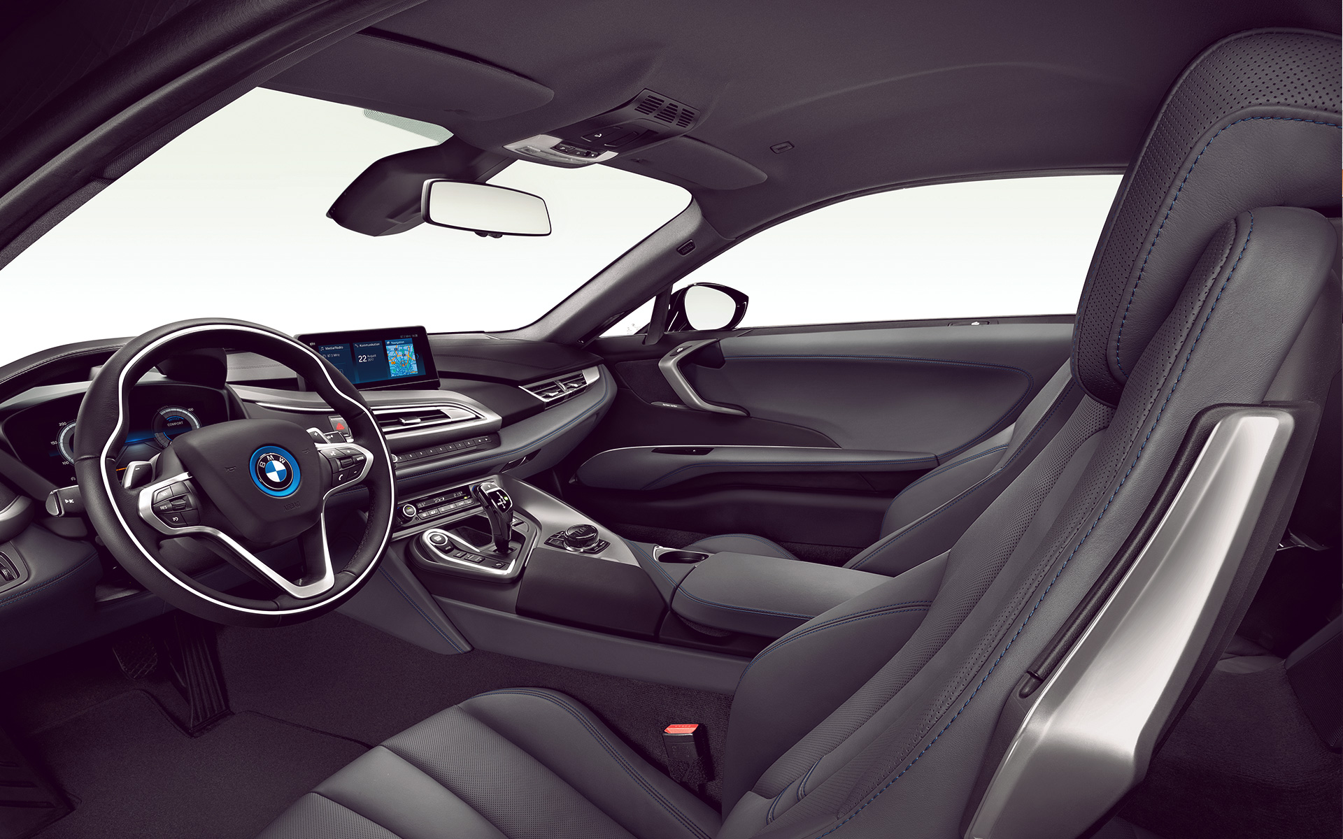 Bmw I8 Interieur Bmw I8 Coupé The New Generation Of The Plug In Hybrid