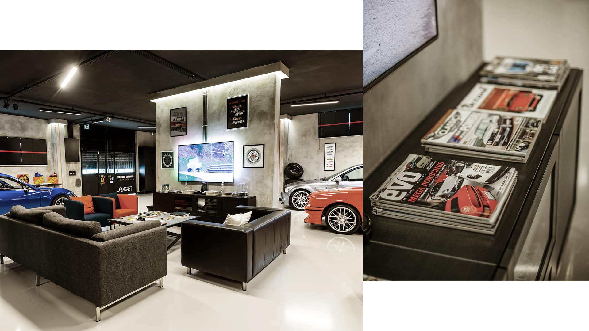 Garage Art Nz The World S Most Luxurious Collectors Car Garages Bmw