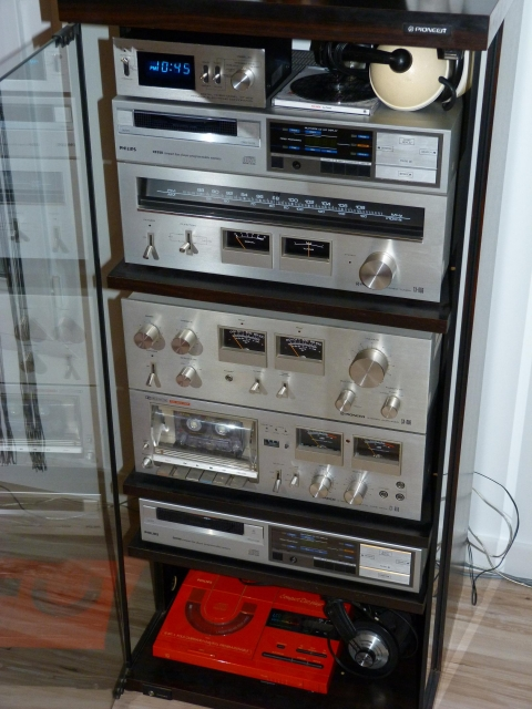 Meuble Chaine Hifi Pioneer Dt-400 Timer - Le Forum Audiovintage