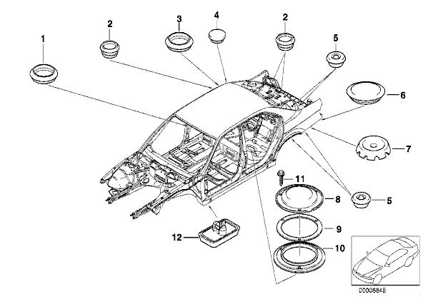 e39 wipers diagram