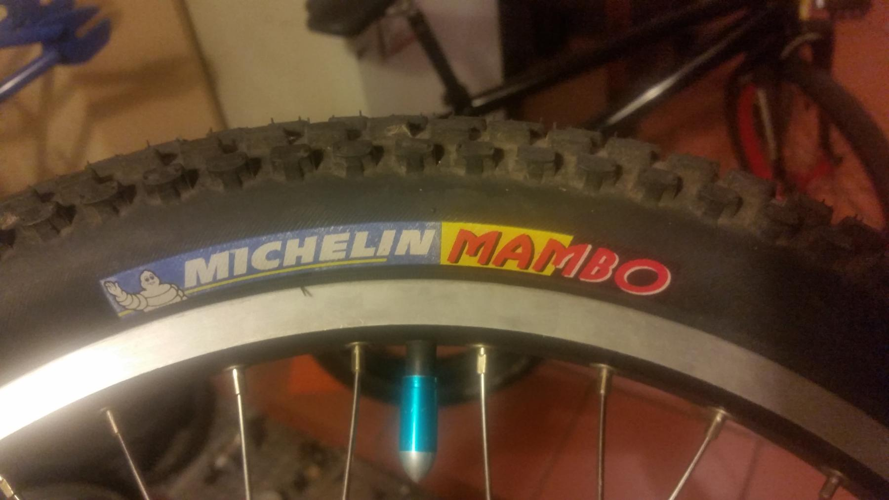 Kettler Mambo Bmxmuseum Reference Michelin Mambo