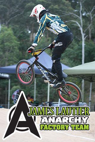 James Lautier Team Anarchy