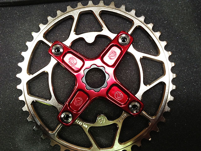 Profile Elite Cranks