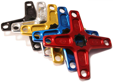 Profile Racing BMX Spline drive spider