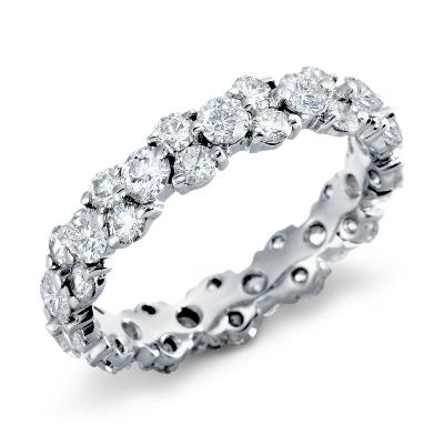 diamond rings wedding Blue Nile Favorite