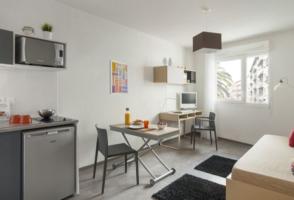 "Meubles Petit Blois Student Apartment Marseille → 10 Min Walk From ""la Timone"""
