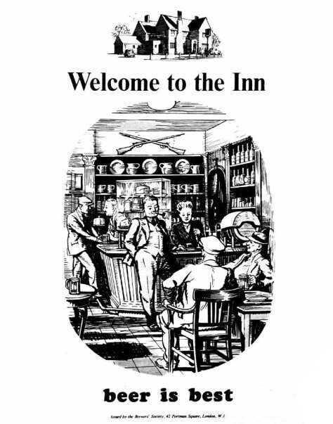 Welcome to the Inn, 1952.