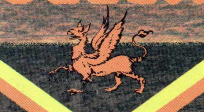 Fuller's Brewery's Griffin icon.
