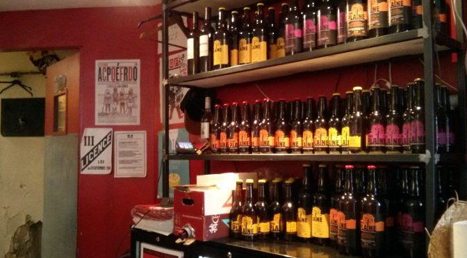 Good Beer in Marseille Pt 1: La Plaine