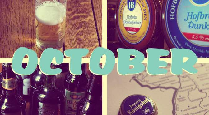 October 2015: The Month That Was