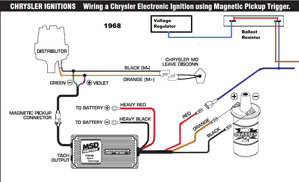 Wiring Diagram Msd 6462 Wiring Diagram