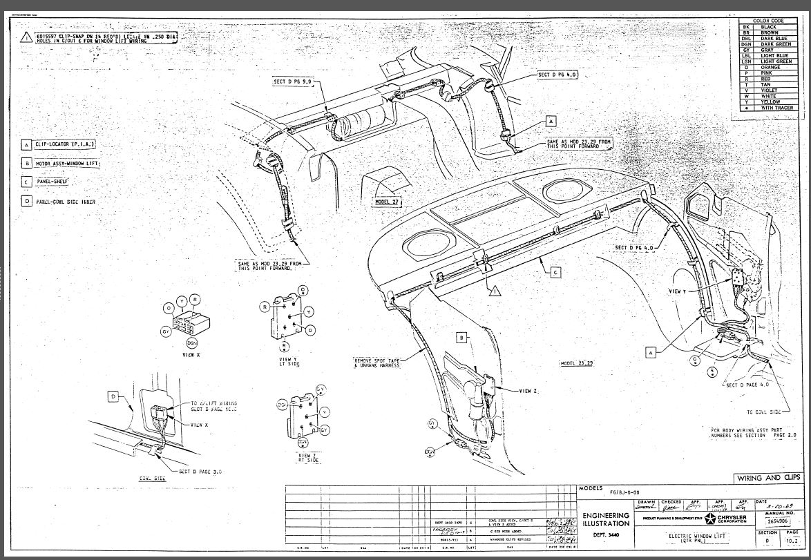 1974 plymouth duster fuse box diagrams