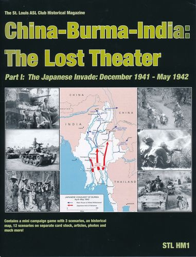 Fiction Publisher Asl China-burma-india The Lost Theater Part I The Japanese