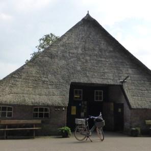 Radfahren in Overijssel Vechtdal Fietsen #lekkerradeln Holland 14