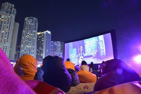 Dubai film fest screenings, Outdoor cinemas in Dubai, best Outdoor cinemas in Dubai