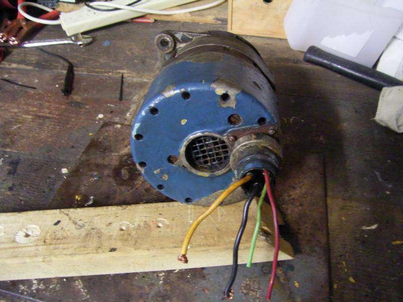 ac5 alternator wiring diagram