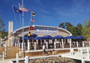 Gage Marine's Pier 290 restaurant has increased traffic to the Wisconsin-based marina.