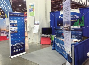 TBM boat show booth1