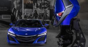 Honda Marine Design Concept_Acura NSX 2017 (1)