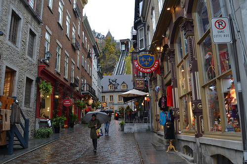 Hd Good Afternoon Wallpaper A Rainy Day In Quebec City Day 28 Boating Tales