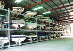 Boat Storage Rack Systems