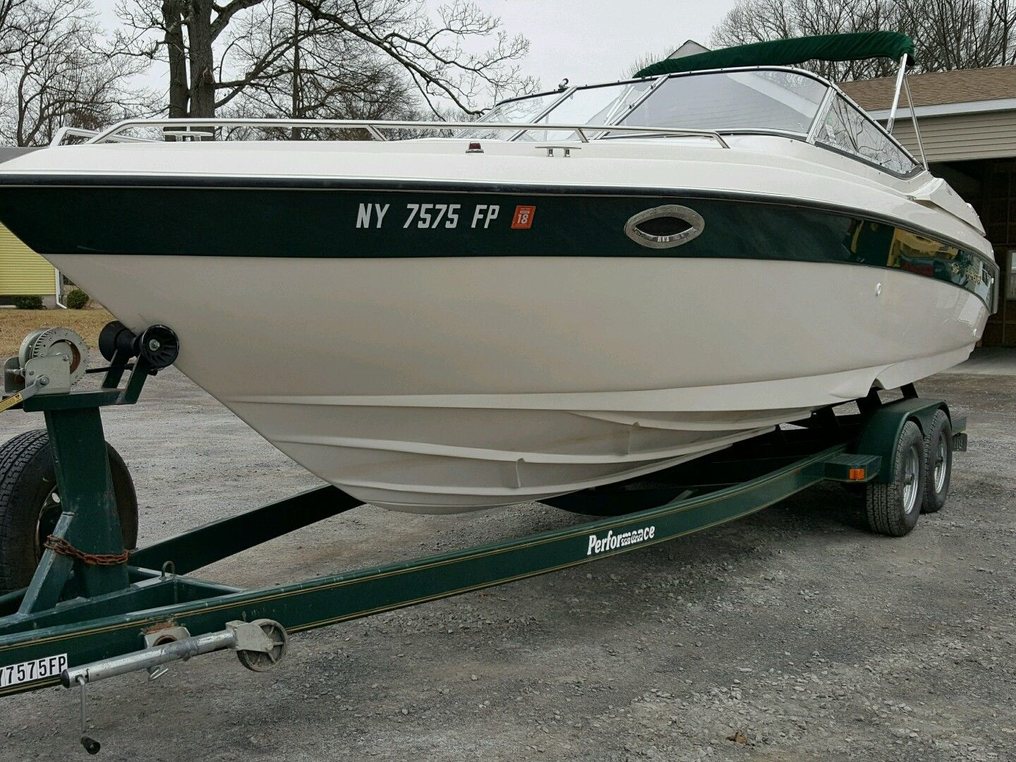 Lsc Regal 2850 Lsc 1999 For Sale For $20,000 - Boats-from-usa.com