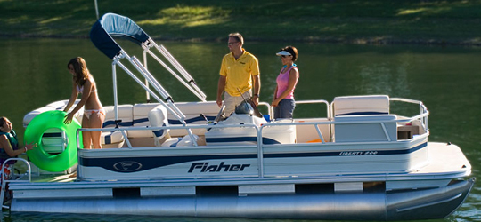 2008 Fisher Bass Boats Research