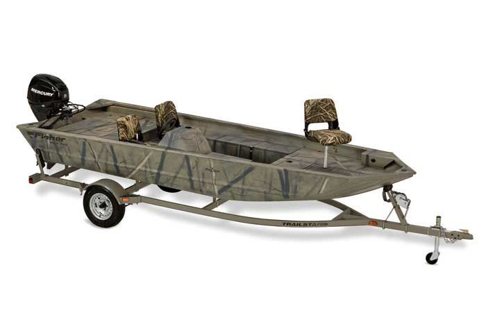 Research Fisher Boats - 1754 SC Blind Duck Edition on iboats