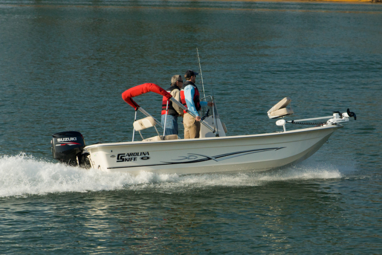 Research 2013 - Carolina Skiff - JVX 18 Center Console on iboats
