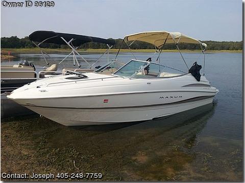 2002 Maxum 2300 Sc Pontooncats