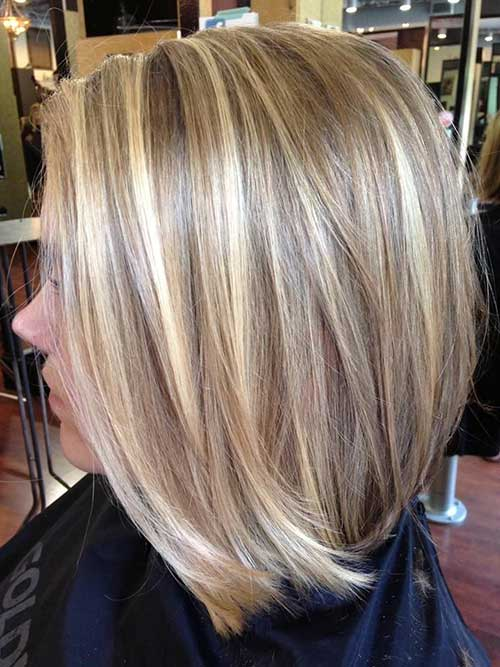 Colors In Dirty Blonde Hair 20 Highlighted Bob Hairstyles Bob Haircut And Hairstyle