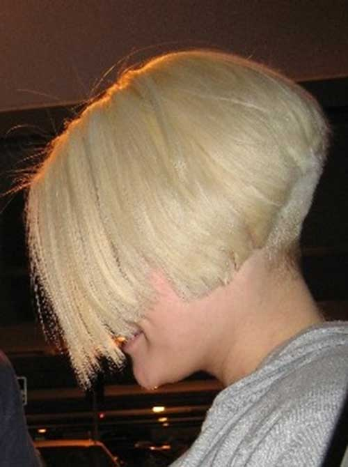 Short Haircut Style Ideas 15 Shaved Bob Hairstyles Ideas Bob Haircut And Hairstyle