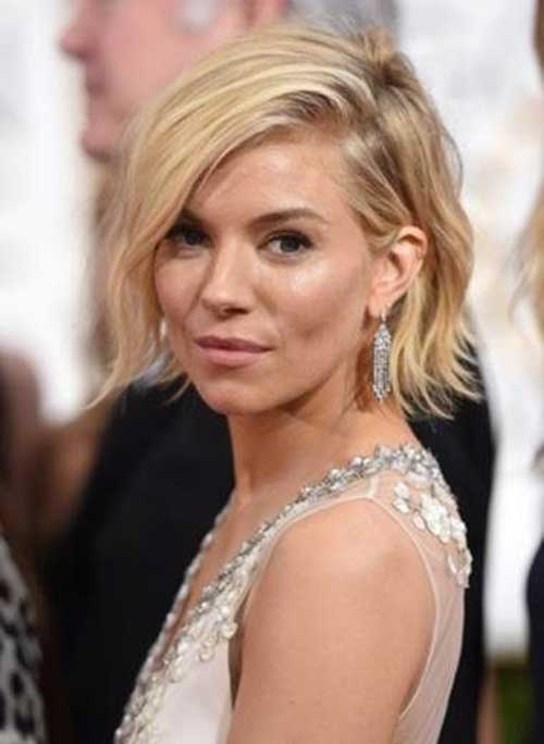 Bob Haircut 20 Sienna Miller Bob Hair Bob Hairstyles 2018 Short