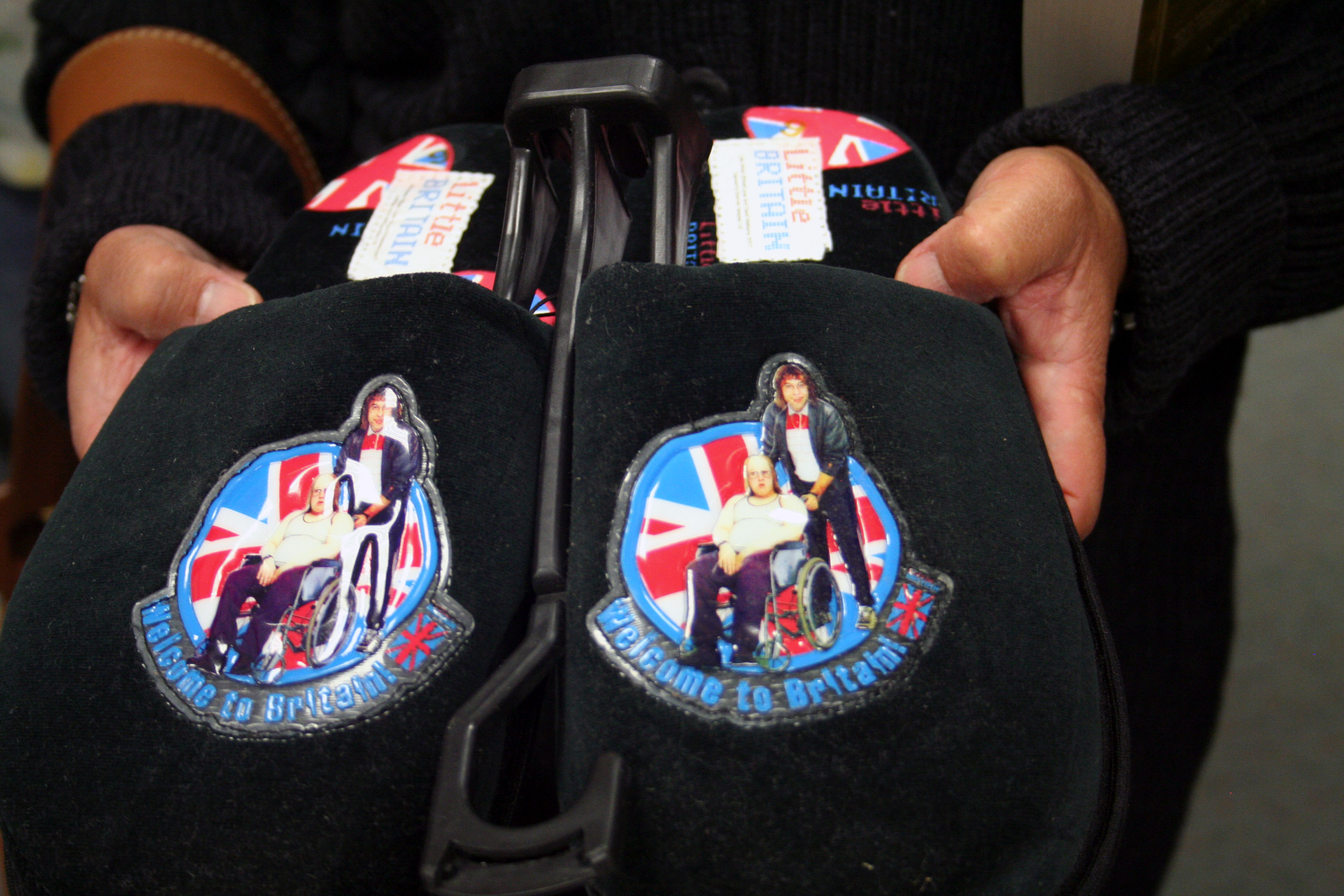 Slippers Target Australia Quotlittle Britain Quot Slippers Target