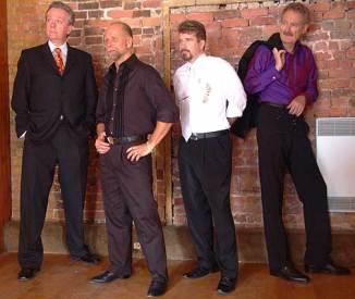 Con men Todd Robbins, Richard Turner, Banachek, and Bob Arno