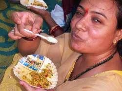 Eating Mumbai: Savoring the last few bites of bhel puri on Chowpatti Beach