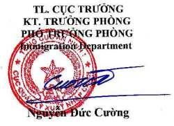Vietnam immigration