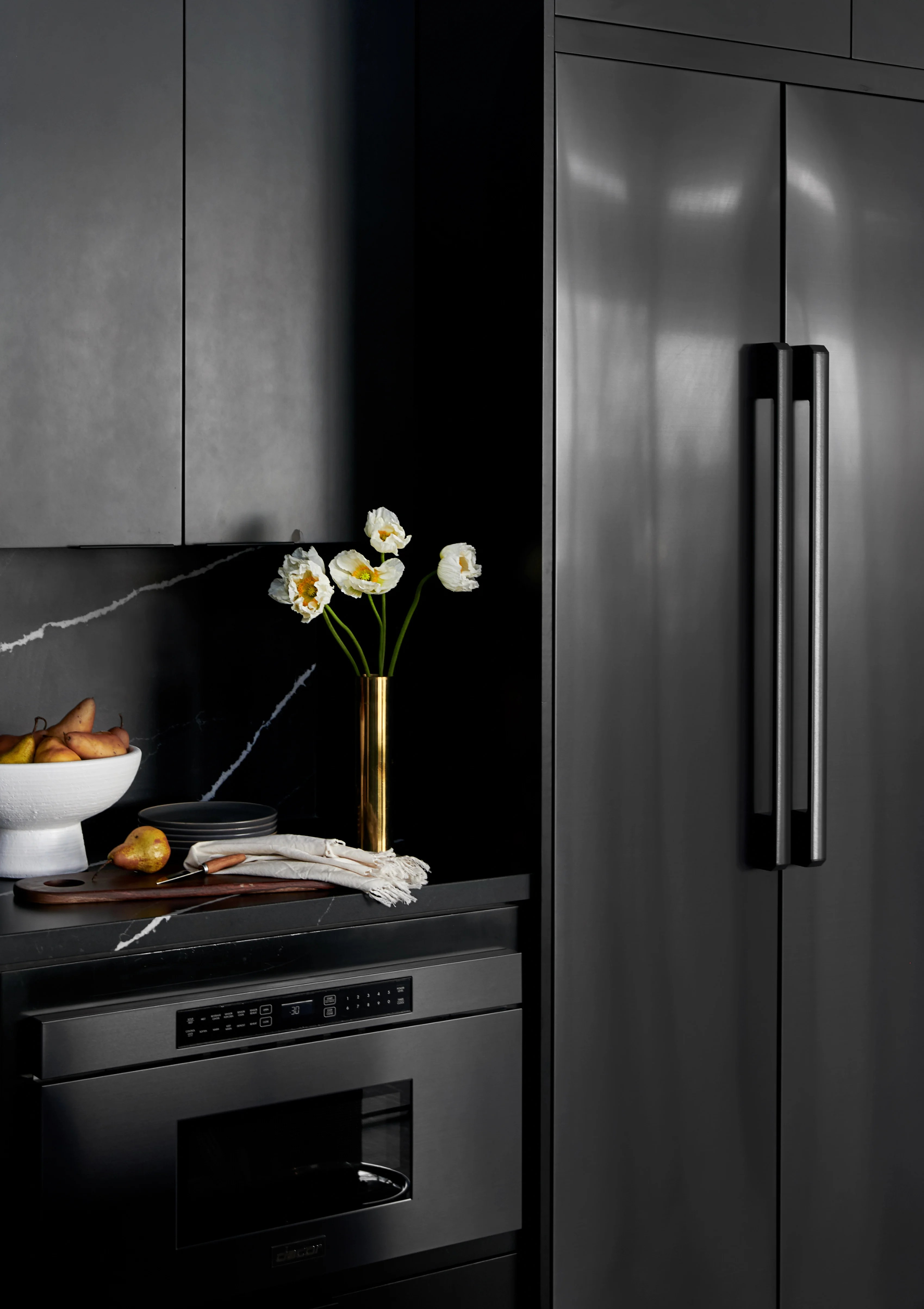 Black Design For Kitchen Black How To Make It Work In Your Kitchen Bobby Berk