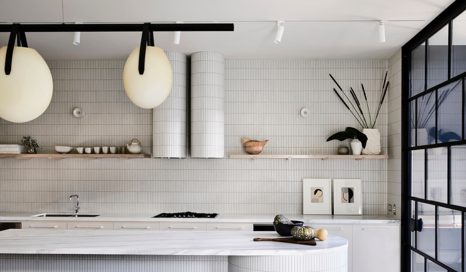 White Kitchens Timeless And Classic Bobby Berk