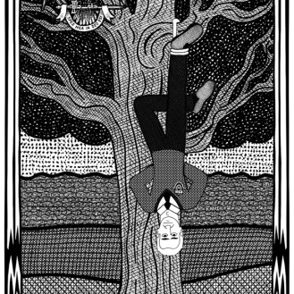 The Earth Will Shake - (6. HANGED MAN)