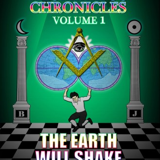 "bc cover art : ""The Earth Will Shake"" by Robert Anton Wilson"