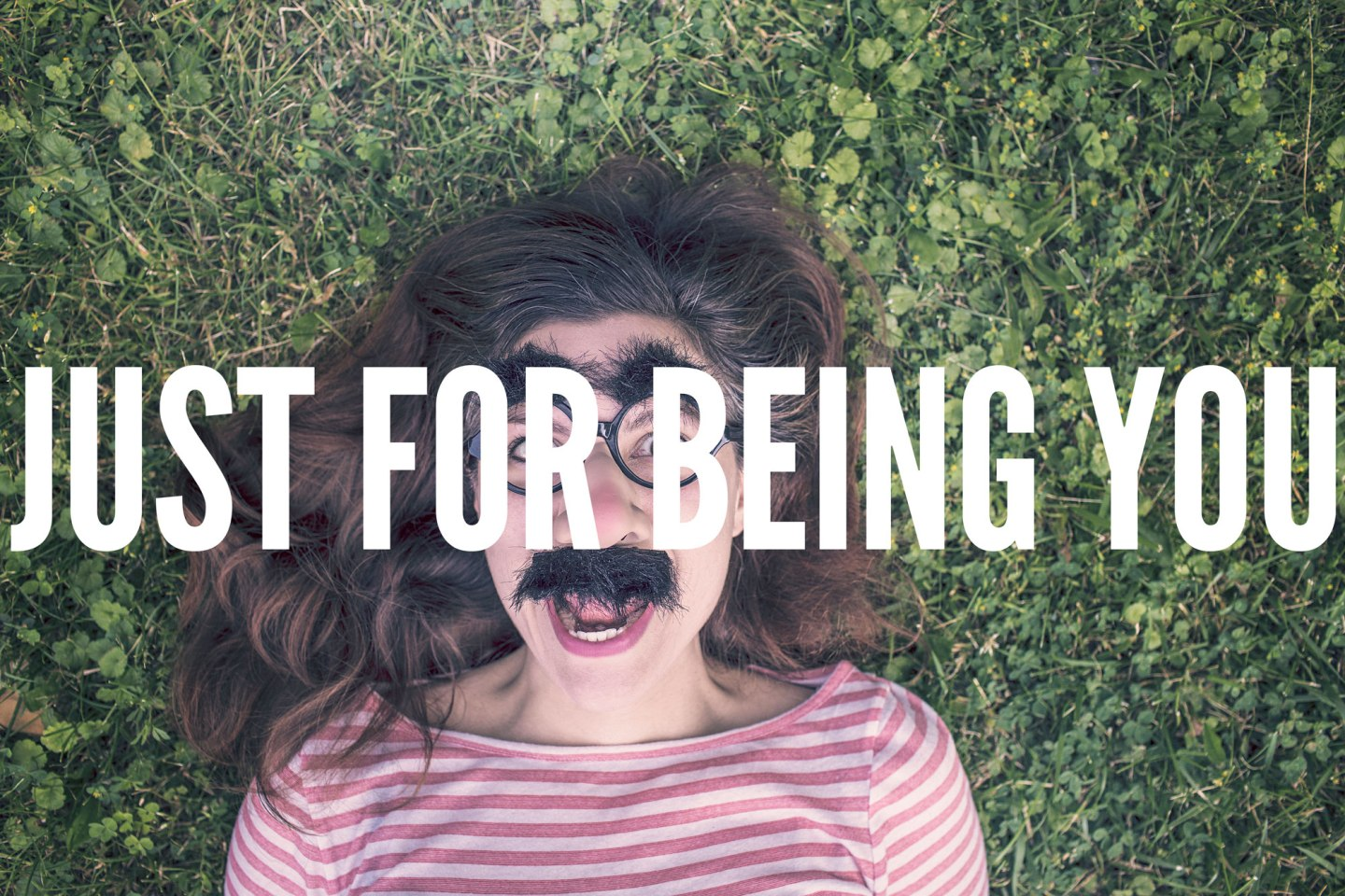 Just For Being You | BobbyShirley.com